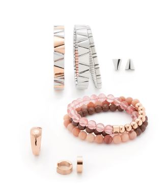 Klassiske flexarmbånd med magneter til hende fra Magnethjerte