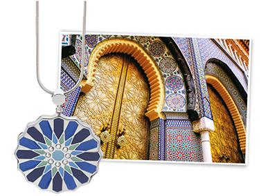 magnetsmykker inspireret af Orienten fra Magnethjerte