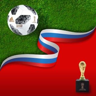 Magnethjerte - VM fodbold 2018