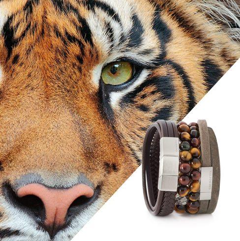 magnethjerte tigerøje energetix