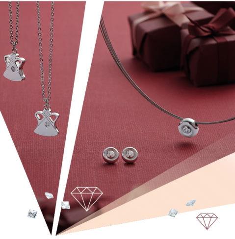 Diamanter fra Magnethjerte er pigens bedste ven..