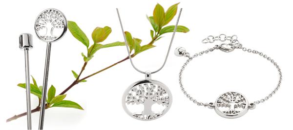 Magnethjerte hjælper miljøet ved at plante et træ for hvert solgt smykke