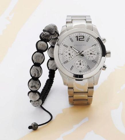 Magnet armbåndsur er gaven til Fars Dag fra magnethjerte