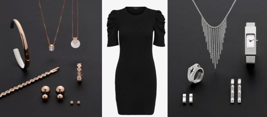 smykker til den lille sorte
