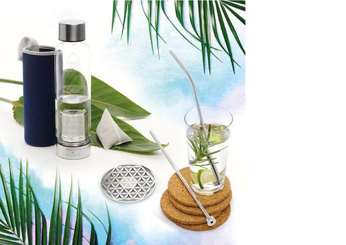 wellnessprodukter til drikkevandet fra magnethjerte